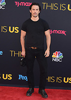 """HOLLYWOOD- SEPTEMBER 26:  Milo Ventimiglia at the premiere of NBC's """"This Is Us"""" Season 2 at NeueHouse Hollywood on September 26, 2017 in Hollywood, California. (Photo by Scott Kirkland/PictureGroup)"""