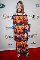 05 January 2019 - Los Angeles, California - Emma Stone. the BAFTA Los Angeles Tea Party held at the Four Seasons Hotel Los Angeles.          <br /> CAP/ADM<br /> ©ADM/Capital Pictures