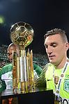 Nacional venció como local 4-1 (5-3 en el global) a Chapecoense y se coronó campeón de la Recopa Sudamericana 2017.