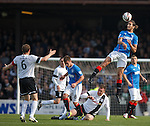 Bilel Mohsni leaping like a salmon again