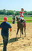 Holiday Wishes winning at Delaware Park on 8/25/15