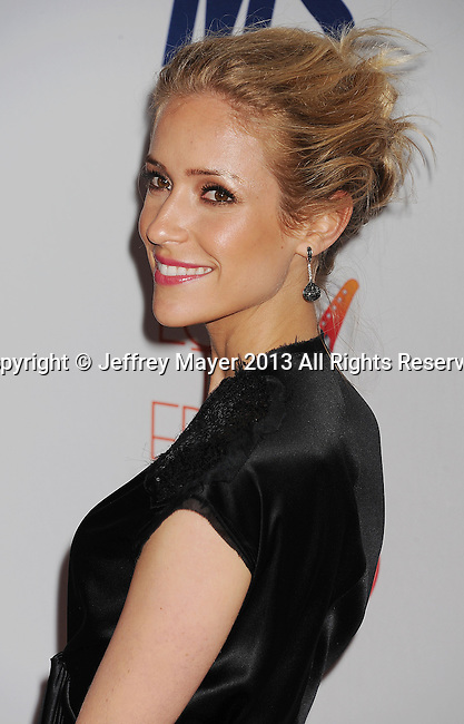 CENTURY CITY, CA- MAY 03: Actress Kristin Cavallari arrives at the 20th Annual Race To Erase MS Gala 'Love To Erase MS' at the Hyatt Regency Century Plaza on May 3, 2013 in Century City, California.
