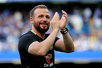 Chelsea U18 Manager, Jody Morris during Chelsea vs Sunderland AFC, Premier League Football at Stamford Bridge on 21st May 2017