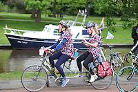 WIELRENNEN: FRYSLAN: 25-05-2015, Fietselfstedentocht, ©foto Martin de Jong