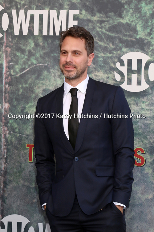"LOS ANGELES - MAY 19:  Thomas Sadoski at the ""Twin Peaks"" Premiere Screening at The Theater at Ace Hotel on May 19, 2017 in Los Angeles, CA"