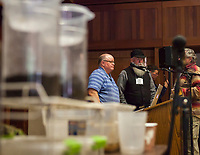 Gabe Brown and healthy soils test Ray Archuleta by Eco-Farm Conference 2018