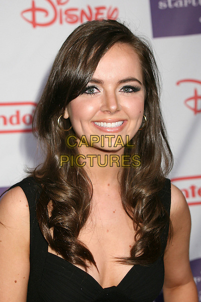 """NICOLE LAPIN.Starlight Starbright Foundation's """"A Stellar Night Gala"""" 2007 at the Beverly Hilton Hotel, Beverly Hills, California , USA, 23 March 2007..portrait headshot.CAP/ADM/BP.©Byron Purvis/AdMedia/Capital Pictures."""