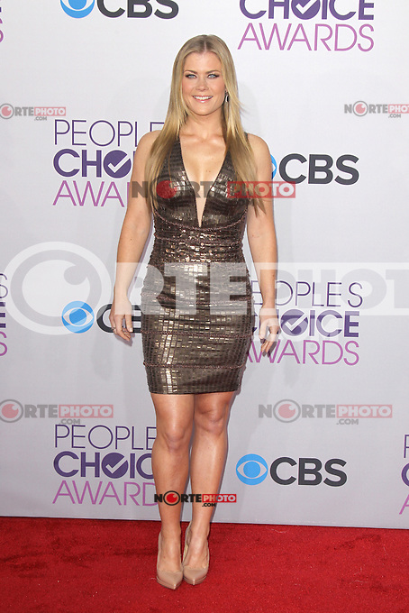 LOS ANGELES, CA - JANUARY 09: Alison Sweeney at the 39th Annual People's Choice Awards at Nokia Theatre L.A. Live on January 9, 2013 in Los Angeles, California. Credit: mpi21/MediaPunch Inc. /NORTEPHOTO