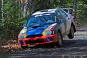 2010 Lake Superior Performance Rally held in the Upper Peninsula of Michigan's Copper Country.