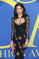 BROOKLYN, NY - JUNE 4: Emily Ratajkowski at the 2018 CFDA Fashion Awards at the Brooklyn Museum in New York City on June 4, 2018. <br /> CAP/MPI/JP<br /> &copy;JP/MPI/Capital Pictures