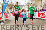 Brenda O'Connell Tralee and her daughter Aoife runners at the Kerry's Eye Tralee, Tralee International Marathon and Half Marathon on Saturday.