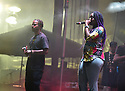 MIAMI GARDENS, FLORIDA - JANUARY 31: Orion Paxx and Stichiz performs at Vewtopia Music Festival, Day 1 during Super bowl LIV at on January 31, 2020 in Miami, Florida. ( Photo by Johnny Louis / jlnphotography.com )