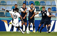 USA's players during their FIFA U-20 World Cup Turkey 2013 Group Stage Group A soccer match Ghana betwen USA at the Kadir Has stadium in Kayseri on June 27, 2013. Photo by Aykut AKICI/isiphotos.com