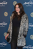 London, UK. 19 January 2016. DJ and presenter Kat Shoob. Celebrities arrive on the red carpet for the London premiere of Amaluna, the latest show of Cirque du Soleil, at the Royal Albert Hall.