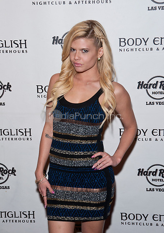 LAS VEGAS, NV - March 21: Chanel West Coast at Body English at Hard Rock Hotel in Las Vegas, NV on March 21, 2015.Erik Kabik / MediaPunchh<br /> ***HOUSE COVERAGE***