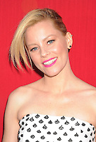 WWW.BLUESTAR-IMAGES.COM  Actress Elizabeth Banks arrives at the Los Angeles premiere of 'The Lego Movie' held at Regency Village Theatre on February 1, 2014 in Westwood, California.<br /> Photo: BlueStar Images/OIC jbm1005  +44 (0)208 445 8588