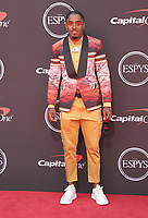 10 July 2019 - Los Angeles, California - William Jackson III. The 2019 ESPY Awards held at Microsoft Theater. Photo Credit: PMA/AdMedia
