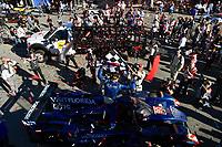 IMSA WeatherTech SportsCar Championship<br /> AMERICA'S TIRE 250<br /> Mazda Raceway Laguna Seca<br /> Monterey, CA USA<br /> Sunday 24 September 2017<br /> 90, Multimatic Riley, P, Marc Goossens, Renger Van Der Zande<br /> World Copyright: Richard Dole<br /> LAT Images<br /> ref: Digital Image RD_LS_17_290
