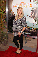 Kendra Wilkinson<br /> at the &quot;Island Of Lemurs: Madagascar&quot; World Premiere, California Science Center, Los Angeles, CA 03-29-14<br /> David Edwards/DailyCeleb.Com 818-249-4998
