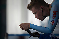 Senne Leysen (BEL)<br /> <br /> Men Under-23 Individual Time Trial<br /> <br /> UCI 2017 Road World Championships - Bergen/Norway