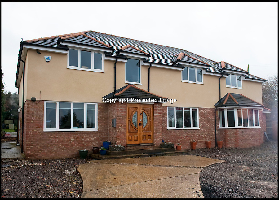 BNPS.co.uk (01202 558833)<br /> Pic: PhilYeomans/BNPS<br /> <br /> Almost finished.<br /> <br /> Plucky Carol Sullivan turned a £160,000 black hole left by cowboy builders into one million pound house - after building her dream home herself.<br /> <br /> Carol was left severley out of pocket after her luxury home was built with sub-standard mortar - meaning the whole structure had to be pulled down when the project was half way through.<br /> <br /> After firing the builders and waving goodbye to £160,000, undaunted Carol(50) enrolled on a bricklaying course at her local college and learned how to build the house herself. <br /> <br /> Further courses in carpentry and plumbing  have enabled determined Carol to complete the project in a year. The house is now thought to worth £1 million.