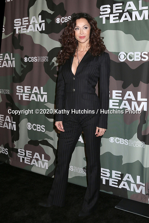 "LOS ANGELES - FEB 25:  Sofia Milos at the ""Seal Team"" Screening at the ArcLight Hollywood on February 25, 2020 in Los Angeles, CA"