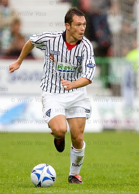 Derek Young, Dunfermline.stock season 2005-2006.pic willie vass