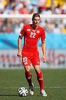 Fabian Schar of Switzerland