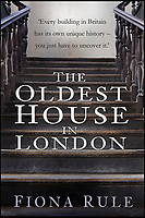 New book reveals London's oldest house.