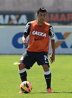 SÃO PAULO,SP, 09.09.2013 TREINO/CORINTHIANS/SP -  Maldonado durante treino do Corinthians no CT Joaquim Grava na zona leste de Sao Paulo. (Foto: Alan Morici /Brazil Photo Press).