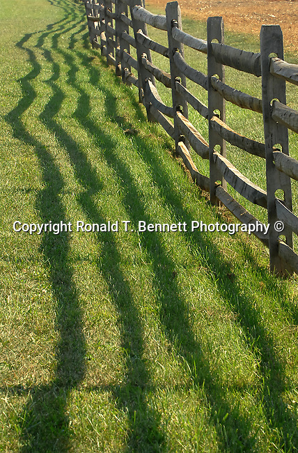 Fence shadow Maryland, Old Line State, Free State, Fine Art Photography by Ron Bennett, Fine Art, Fine Art photography, Art Photography, Copyright RonBennettPhotography.com ©