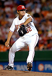 16 June 2006: Chad Cordero, pitcher for the Washington Nationals, on the mound against the New York Yankees at RFK Stadium, in Washington, DC. The Yankees defeated the Nationals 7-5 in the first meeting of the two franchises...Mandatory Photo Credit: Ed Wolfstein Photo...