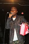 Rashad Performs At BET Music Matters at Santos Party House, NY  3/13/13