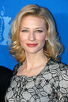"Actress Cate Blanchett at the Berlinale 2007, 57. Internationale Filmfestspiele Berlin / 57th Berlin International Film Festival,  Photocall for ""Notes on a Scandal"""