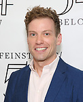 Barrett Foa backstage at the 'Avenue Q' 15th Anniversary Reunion Concert at Feinstein's/54 Below on July 30, 2018 in New York City.