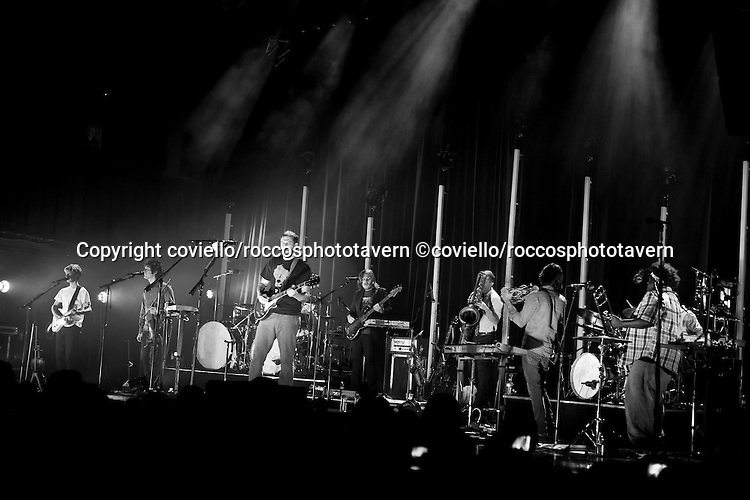 Bon Iver at the Boston House of Blues