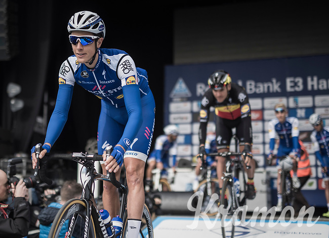 Niki Terpstra (NED/Quick-Step Floors)<br /> <br /> 60th E3 Harelbeke (1.UWT)<br /> 1day race: Harelbeke &rsaquo; Harelbeke - BEL (206km)