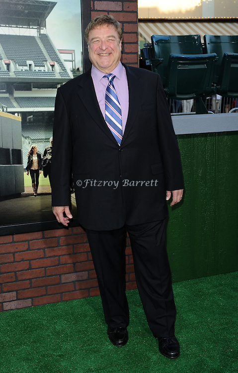 John Goodman at the premiere for Trouble With The Curve, at The Village Theatre in Westwood, CA. September 19, 2012
