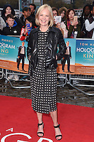 "Mariella Frostrup<br /> arrives for the premiere of ""A Hologram for the King"" at the Bfi, South Bank, London<br /> <br /> <br /> ©Ash Knotek  D3110 25/04/2016"