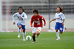 Chika Kato (Urawa Reds Ladies),.MARCH 23, 2013 - Football/Soccer : 2013 Plenus Nadeshiko League,1st sec match between Urawa Reds Diamonds Ladies 3-0 FC Osaka Takatsuki Speranza at Urawakomaba Stadium, Saitama, Japan. (Photo by Jun Tsukida/AFLO SPORT) [0003].