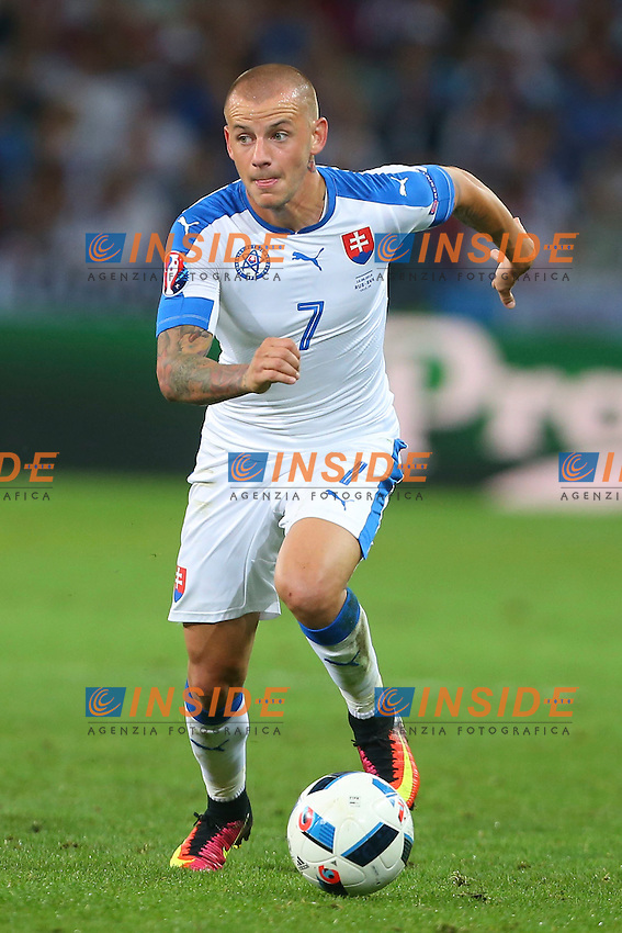 Vladimir Weis Slovakia <br /> Lille 15-06-2016 Stade Pierre Mauroy Footballl Euro2016 Russia - Slovakia / Russia - Slovacchia Group Stage Group B. Foto Gwendoline Le Goff / Panoramic / Insidefoto