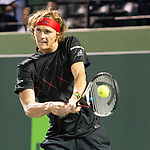 Alexander Zverev (GER) defeats David Ferrer (ESP) by 2-6, 6-2, 6-4