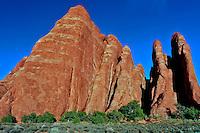 Arches National Park. Estados Unidos. 2008. Foto de Caio Vilela.