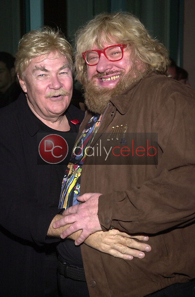 Rip Taylor and Bruce Vilanch