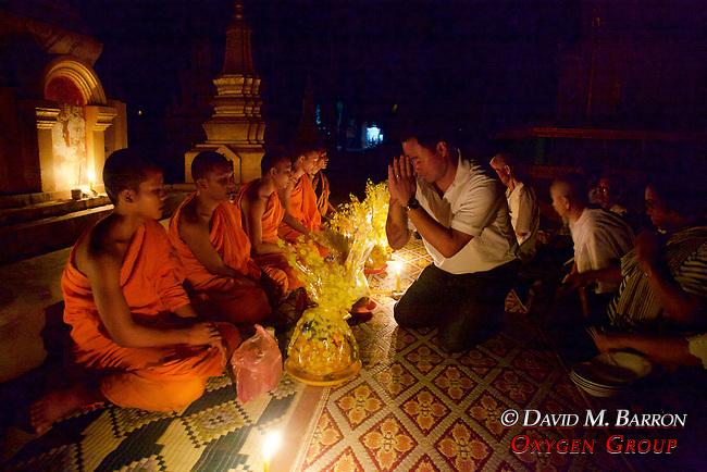 Memorial Service for Dith Pran's Family