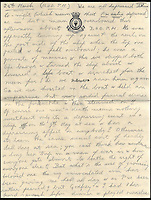 BNPs.co.uk (01202 558833)<br /> Pic: IAALtd/BNPS <br /> <br /> ***Use Full Byline***<br /> <br /> Page eight of Edward VIII letter. <br /> <br /> A remarkable letter written by controversial monarch Edward VIII that exposes him as an ungrateful, sexist and racist prince has come to light.<br /> The Prince of Wales, who later became the first King to voluntarily abdicate, told of the 'miserable and loathsome' time he was having on a Caribbean cruise.<br /> He visited Barbados in 1920 in what was supposed to be a diplomatic trip of the British Empire but he described the tropical paradise as a 'bum place'.<br /> The Royal reported the local scenery as being 'ugly' and he found the 'coloured population' to be 'revolting'.<br /> The letter is being sold on Saturday in London.
