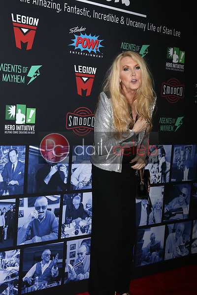"""Joan Celia Lee<br /> at """"Excelsior! A Celebration of the Amazing, Fantastic, Incredible & Uncanny Life of Stan Lee,"""" TCL Chinese Theater, Hollywood, CA 01-30-19<br /> David Edwards/DailyCeleb.com 818-249-4998"""