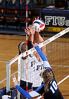 FIU Volleyball v. Middle Tennessee (10/28/12)