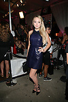 Donald Trump's Daughter Tiffany Trump Attends The Barbie & CFDA Fashion Lounge VIP Event Featuring 5 CFDA Designers' one-of-a-king Looks Inspired by The Barbie Fashion Design Maker - A New Product Out for girls this fall Held in the Meat Packing District, NY