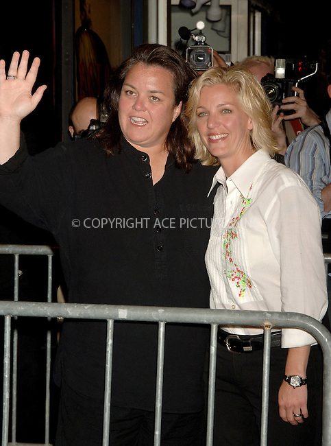 "WWW.ACEPIXS.COM . . . . .  ....NEW YORK, APRIL 25, 2006....Rosie O'Donnell and Kelli O'Donnell at the Broadway opening of ""Lestat"".....Please byline: AJ Sokalner - ACEPIXS.COM.... *** ***..Ace Pictures, Inc:  ..(212) 243-8787 or (646) 769 0430..e-mail: picturedesk@acepixs.com..web: http://www.acepixs.com"